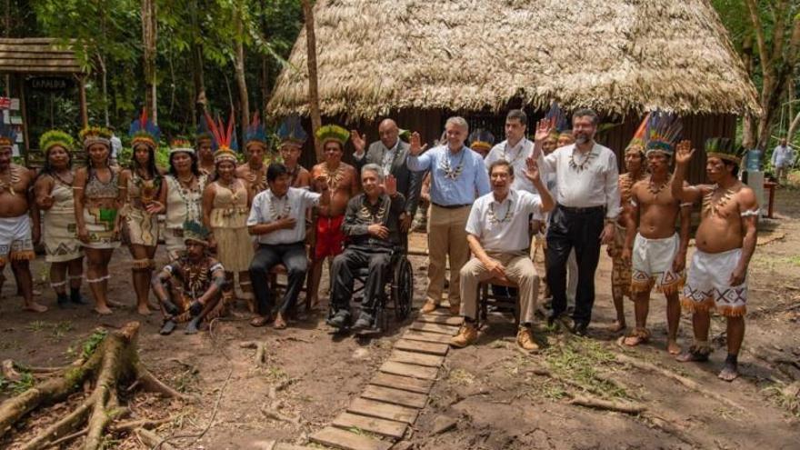 Países amazónicos se comprometen a pasar a la acción para proteger la selva