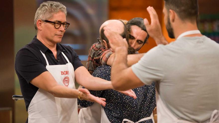 'Masterchef Celebrity 4' recuperará a Anabel Alonso y Boris Izaguirre para calentar la competición