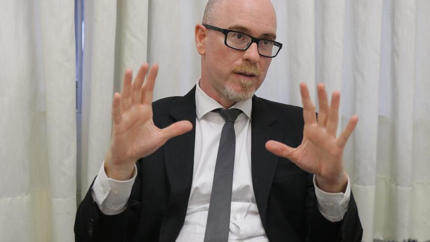 Vladmir Safatle, filósofo y profesor en la Universidad de São Paulo
