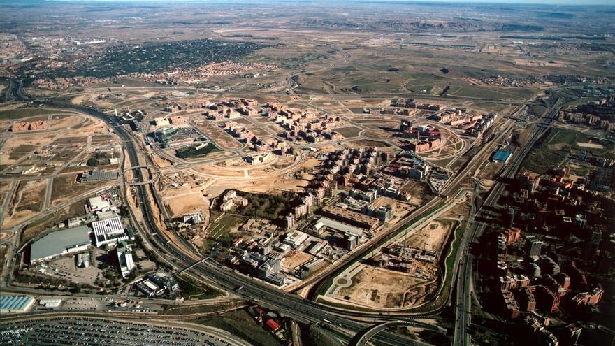 Madrid ofrece más de un millón de metros cuadrados de suelo disponible para acoger empresas del Brexit