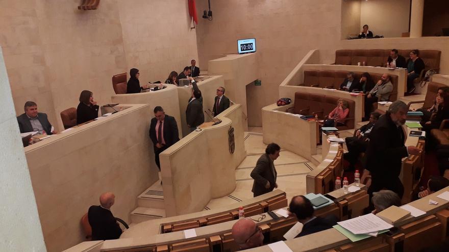 El Parlamento aprueba por unanimidad la reforma del Estatuto para eliminar el aforamiento