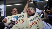 La Lotería de Navidad colma de premios a Tenerife