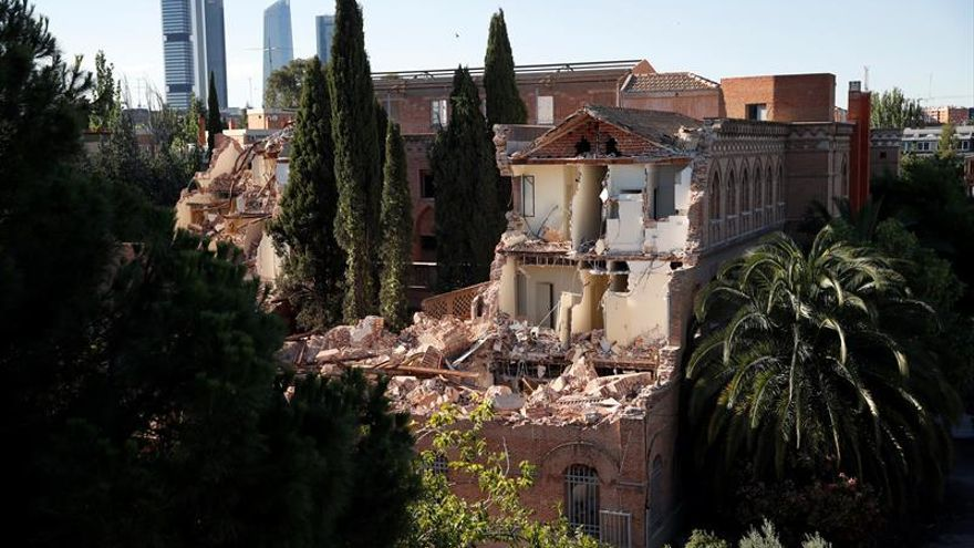 Convento de las Damas Apostólicas en Madrid