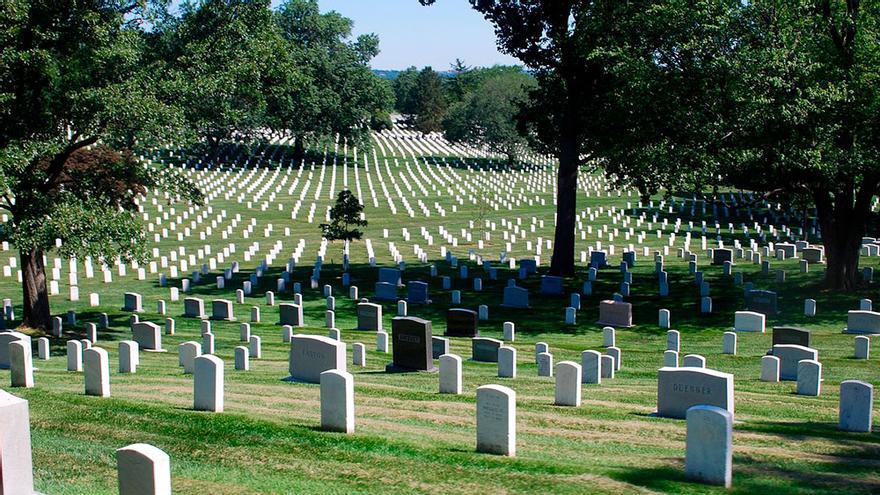 Cementerio de Arlington, Estados Unidos