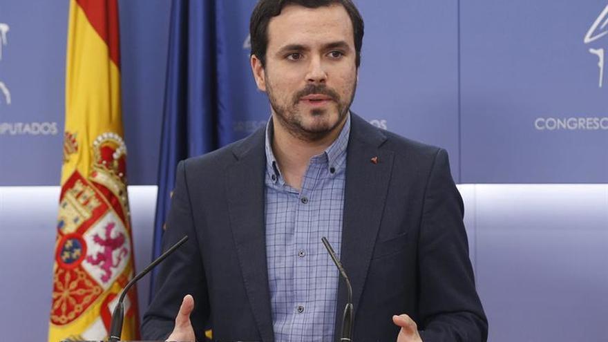 IU pide una auditoría de las nueve autopistas rescatadas por el Estado