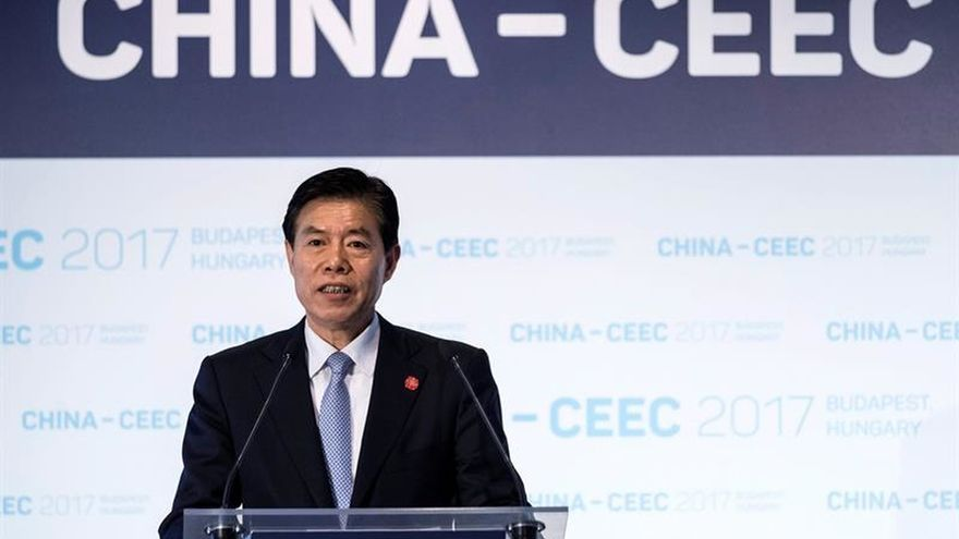 Ministro de Comercio chino llega hoy a Panamá a tratar agenda de cooperación
