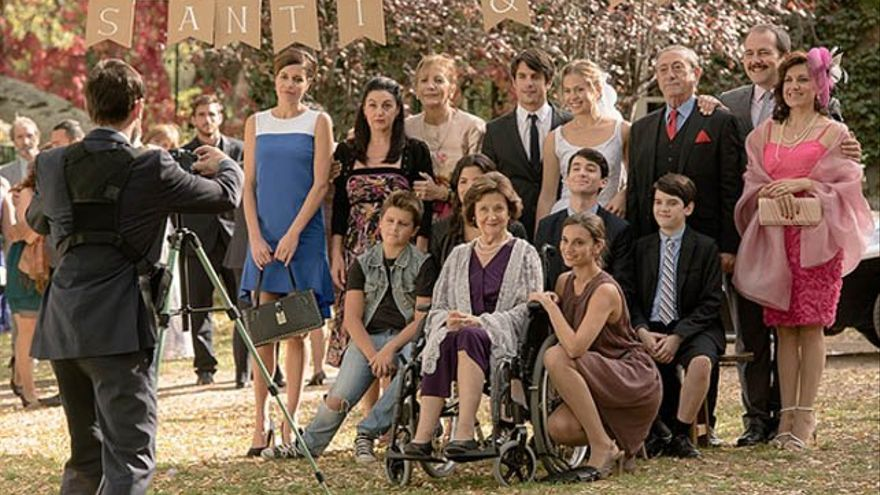 Sorpresa: 'Algo que celebrar', la serie emitida en Antena 3, será adaptada en USA