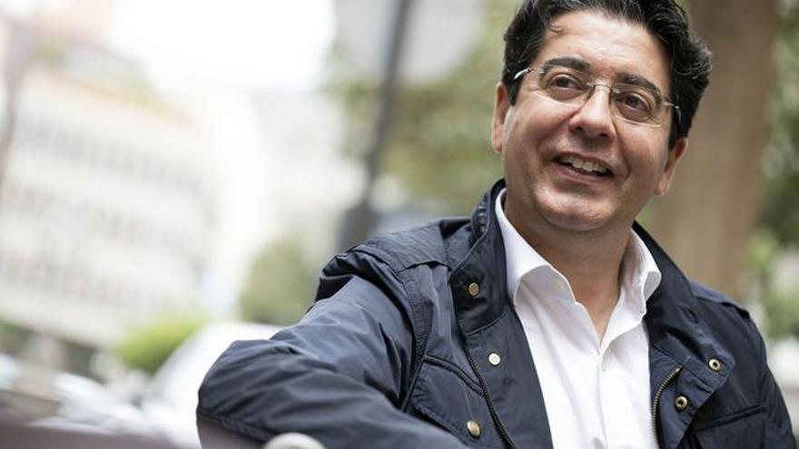El socialista Pedro Martín