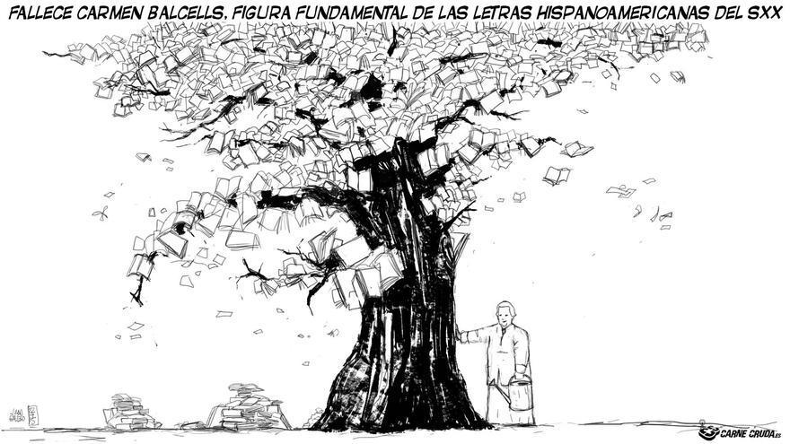 Carmen Balcells