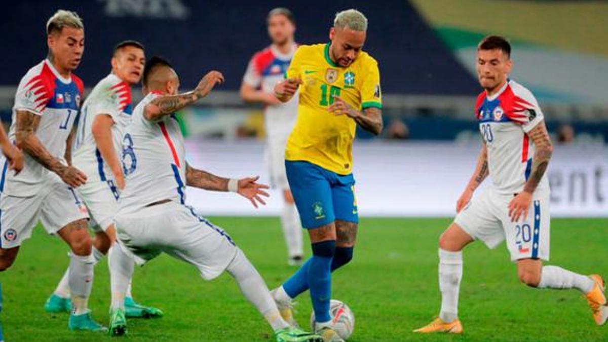 Brasil lidera las Eliminatorias con puntaje ideal.