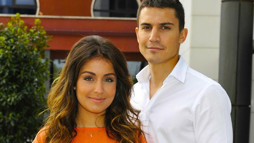 La cariñosa felicitación de cumpleaños de Hiba Abouk a Álex González