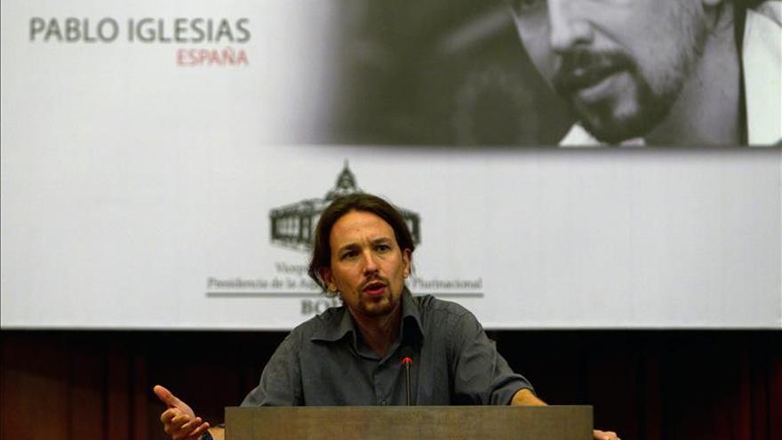"""Podemos aprende en Latinoamérica a gobernar """"con humildad y de otra manera"""""""