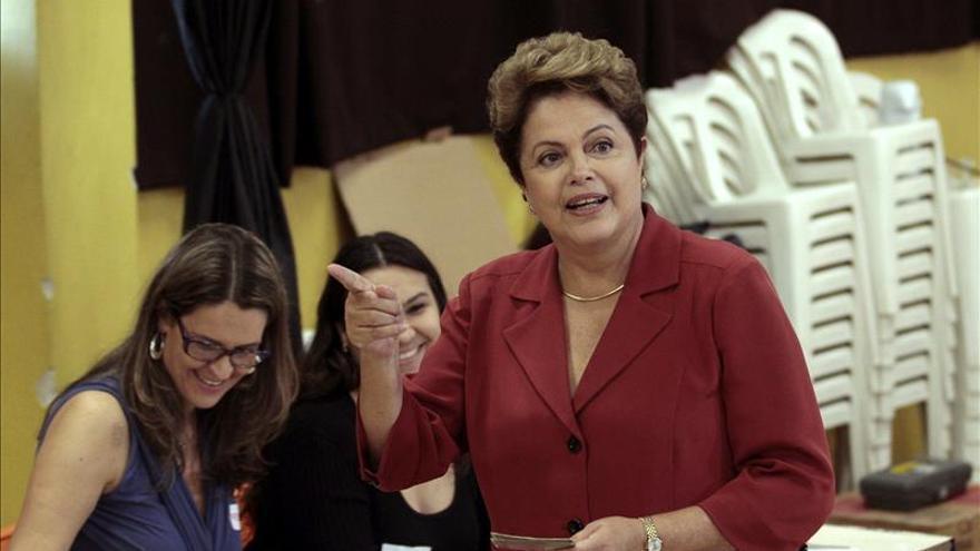 El PT vuelve a superar sus corruptelas y gobernará con Rousseff hasta 2019