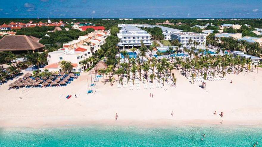 Terreno en Playa del Carmen (Riviera Maya) donde la CAM autorizó la compra de una parcela para uso hotelero.
