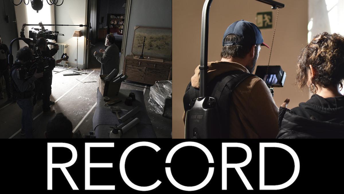 Record, una nueva asociación de profesionales del cine en Córdoba.