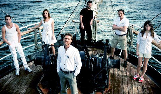 """""""El Barco"""" de Antena 3, listo para zarpar con nuevos 'desafíos' y 'muertes'"""