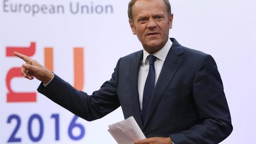 Los líderes europeos se movilizan tras el seísmo británico