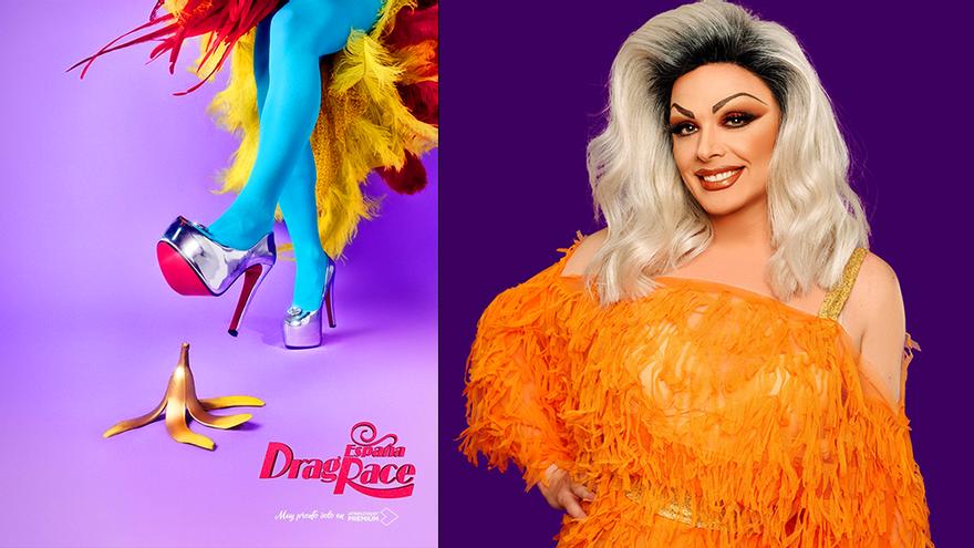 Una filtración de 'Drag Race España' desvela su primer juez invitado y la estética del plató