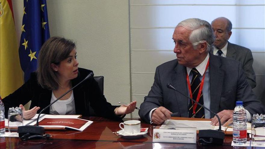 La marca espa a y su evoluci n marcan la reuni n de for Politica exterior de espana