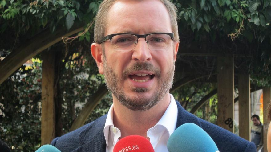 """Maroto pide """"concentrar el voto en el PP para que no se produzca un pacto de perdedores, como ocurrió en Vitoria"""""""
