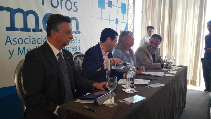 Moreno llevará al Parlamento una ley para renegociar la deuda de Marbella y ampliar el plazo de devolución