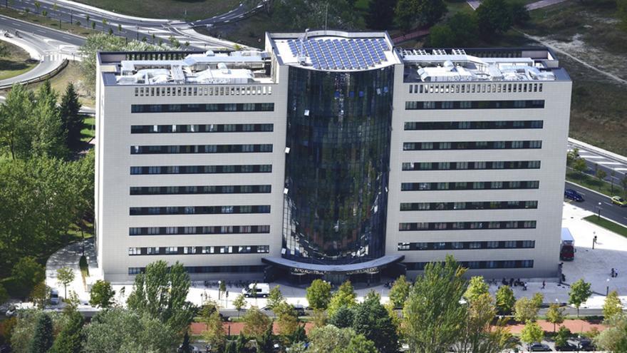 Hospital Universitario de Araba. Este nuevo edificio unifica los hospitales de Txagorritxu y Santiago.