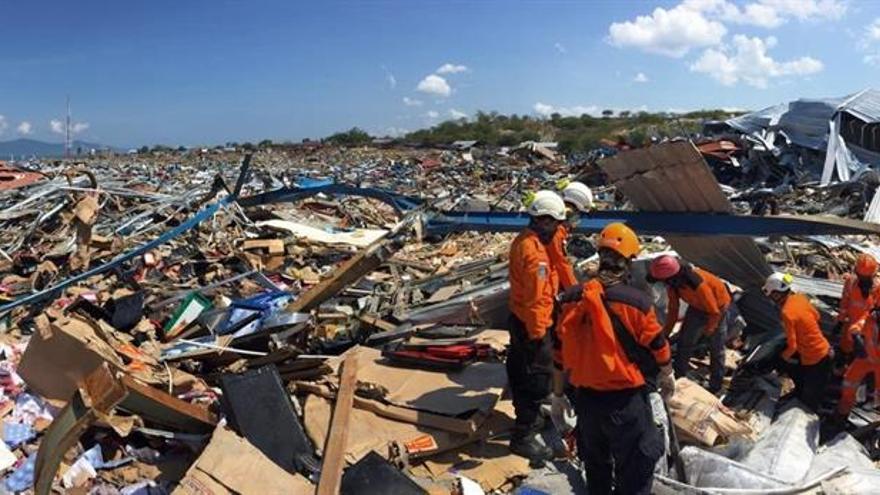 Los sistemas de alarma fallaron en el devastador tsunami en Indonesia