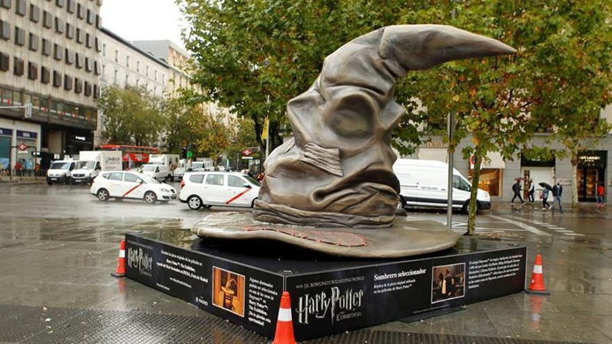 Madrid muestra un anticipo de la gran exposición de Harry Potter de noviembre