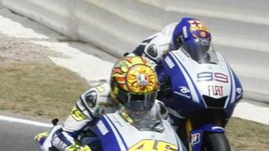 El mánager de Lorenzo arremete duramente contra Rossi