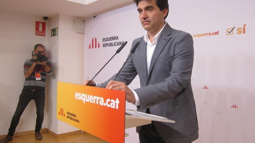 """ERC cree que la decisión de la justicia belga evidencia que la española está """"politizada"""""""
