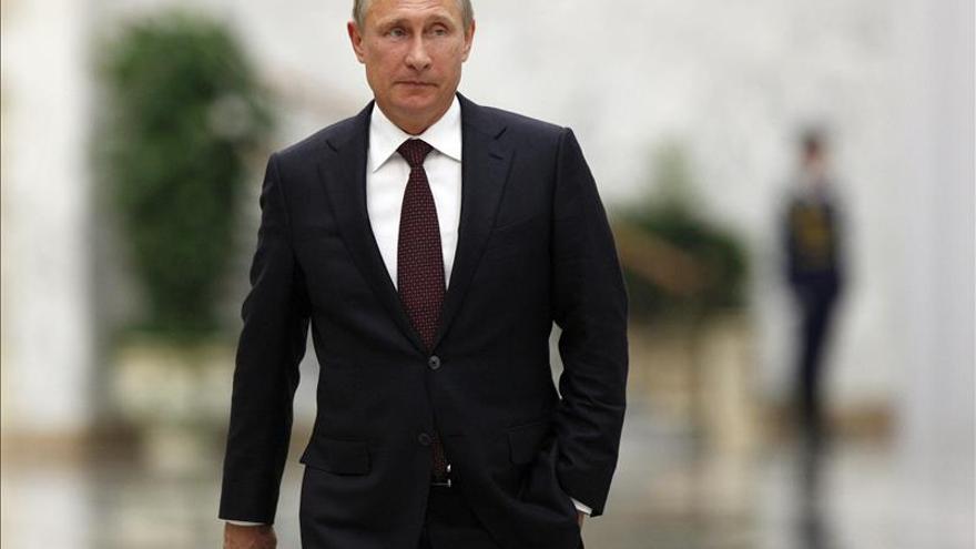 Putin compara la ofensiva ucraniana con bombardeos nazis en la Guerra Mundial