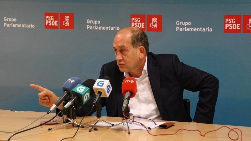 """El PSdeG rechaza la """"burbuja"""" generada en torno al Pazo de Meirás y apuesta por la comisión de expertos para recuperarlo"""