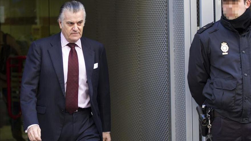 Gómez de Liaño asegura que un ordenador de Bárcenas contenía imágenes de visitas al PP