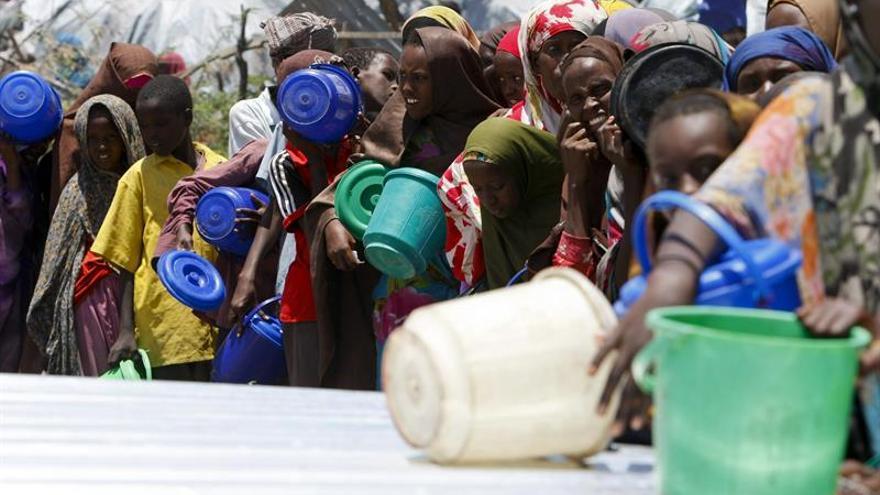 El cambio climático echa gasolina al fuego prendido de los conflictos