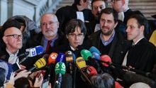 La crisis catalana atraviesa la UE: desde el discurso de Borrell contra los jueces belgas a la elección de la Defensora del Pueblo europeo