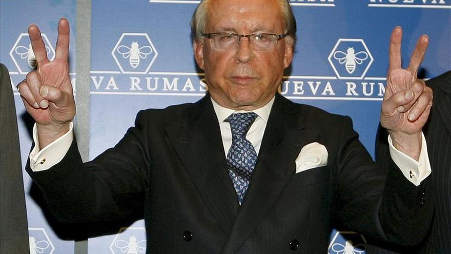 Muere el empresario José María Ruiz-Mateos en Cádiz a los 84 años