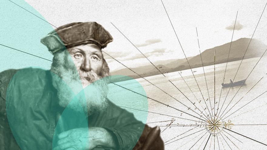 Ilustración de Pero Niño, el Conde de Buelna. | BEATRIZ CEA DÍAZ