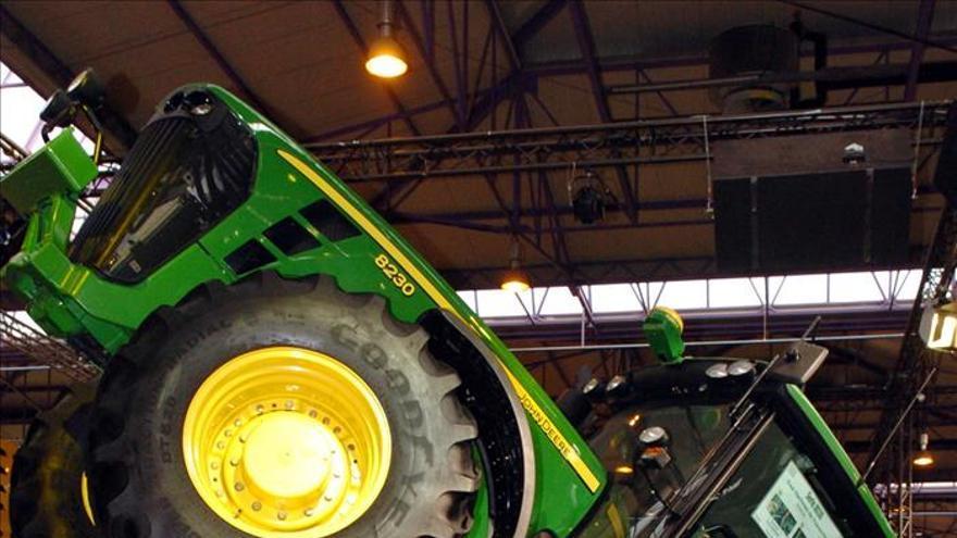 El príncipe inaugura hoy FIMA, un referente mundial en maquinaria agrícola