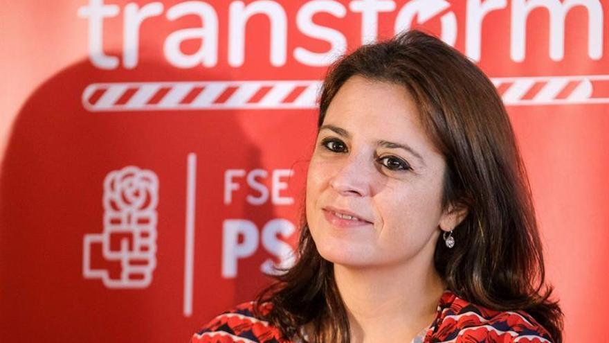 Lastra (PSOE) confía en que las enmiendas de totalidad a los PGE no prosperen