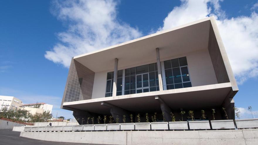 Parque Científico y Tecnológico de Taliarte. (ULPGC)