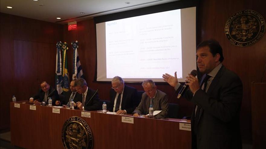Río de Janeiro muestra oportunidades de inversión a empresas españolas