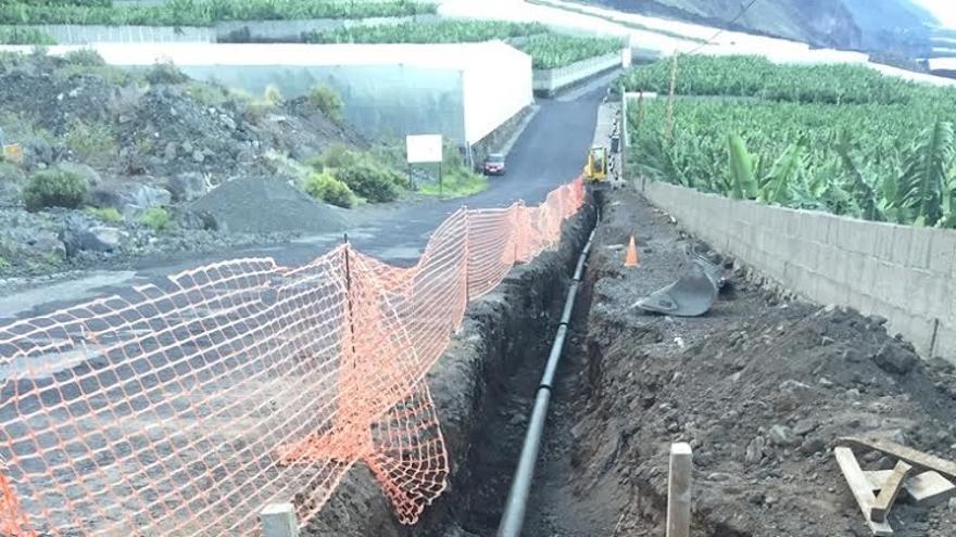 El proyecto contempla más de 320 metros de nuevas canalizaciones.