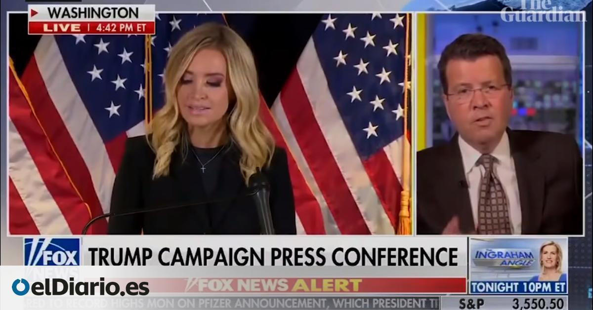 La cadena conservadora Fox News da la espalda a Trump