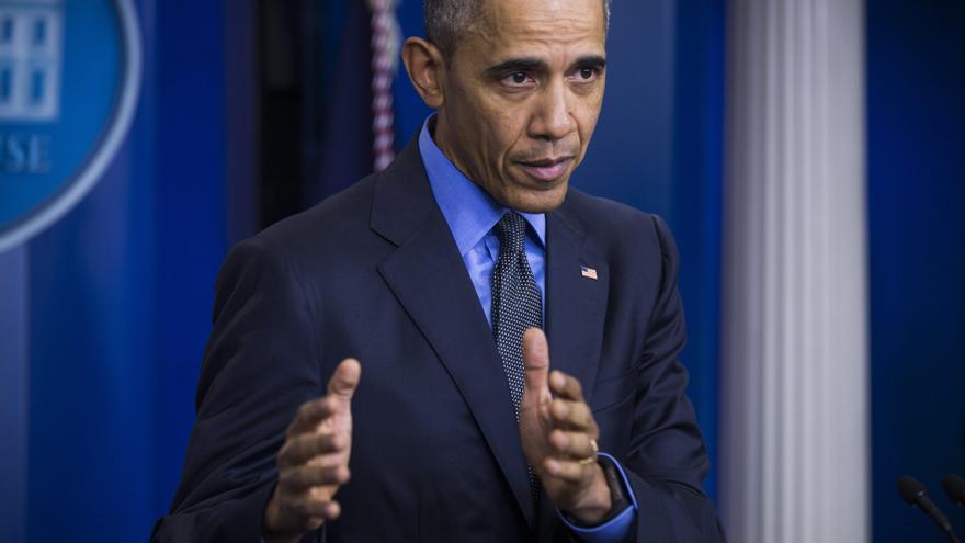 """Obama, tras la muerte de Wright: """"Hay que reinventar las prácticas policiales"""""""