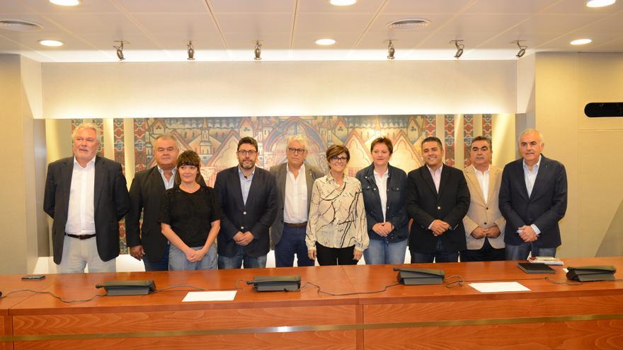 Se constituye en la Asamblea Regional de Murcia una Comisión Especial del Agua