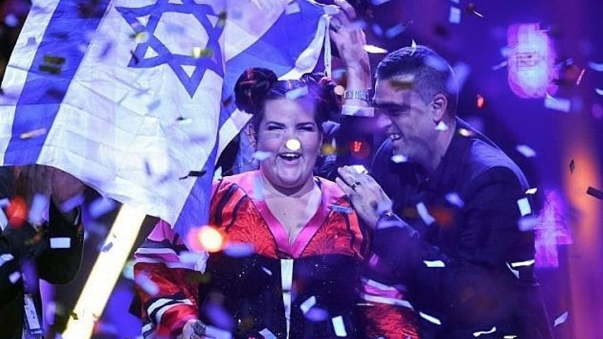 La ganadora de Eurovisión 2018, Netta Barzilai