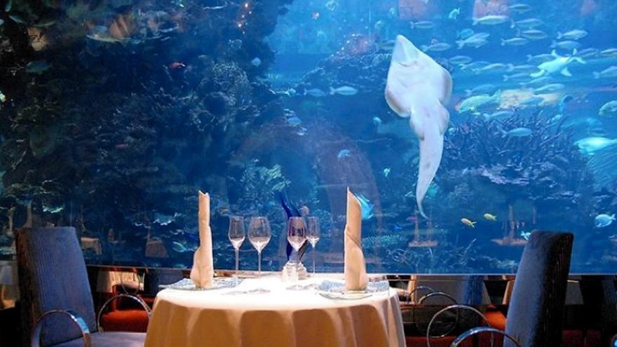 Restaurante Al Manara. IMAGEN: Gryffindor