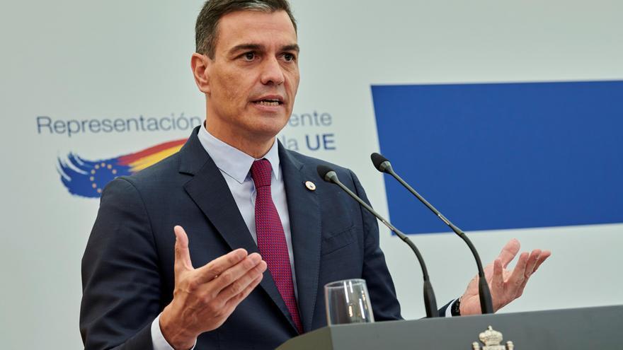 Sánchez justificará hoy en el Congreso su apuesta por los indultos de procés
