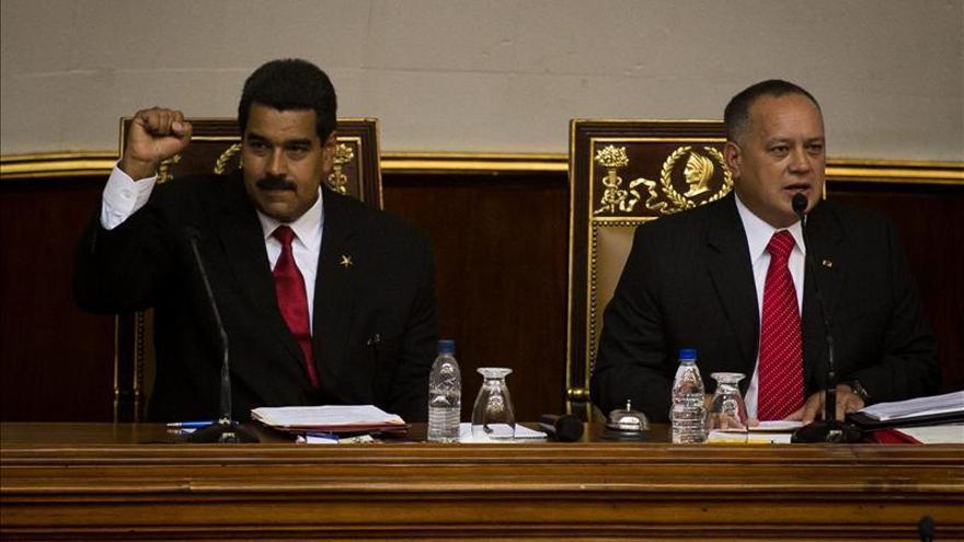 La oposición venezolana pide el fin de la violencia en el Parlamento sin condiciones