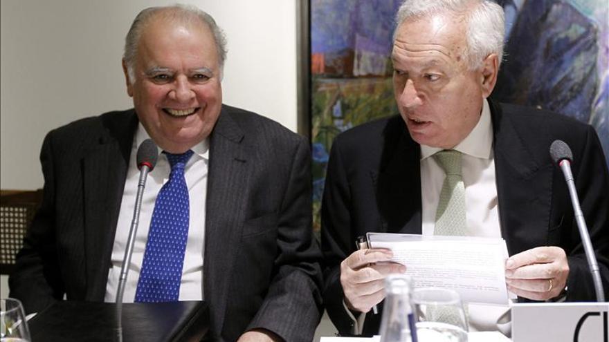 García-Margallo pide al sector financiero que ayude a las pymes para que exporten